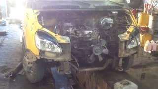 Японский двигатель на ГАзель 2005 года, устанавливаем 2 JZ 3 литровый 220 л.с