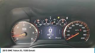 2015 GMC Yukon XL 1500 Post Falls ID CE1700