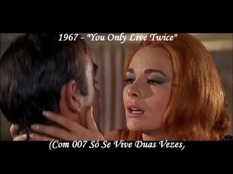 Trailer do filme Com 007 só se vive duas vezes
