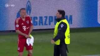 Franck Ribery & sein Flitzer-Bruder