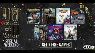 Новости. Ubisoft раздает игры бесплатно!