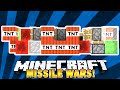 Minecraft - MISSILE WARS! #2 - w/ THE PACK!