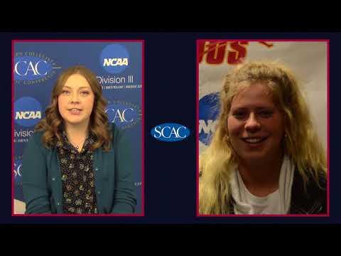 Bryce Frank, Austin College, Women's Basketball Player of the Week (Week 6)