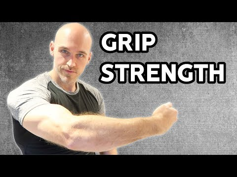 12 Grip Strength Exercises At Home (With Progressions)