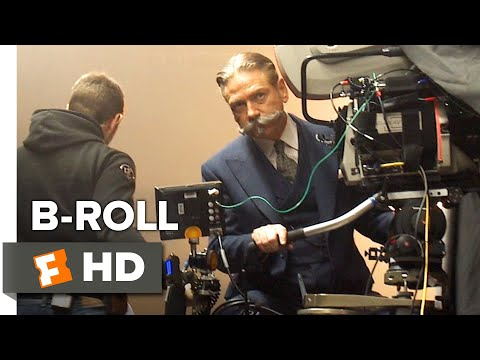 Murder on the Orient Express B-Roll #2 (2017) | Movieclips Coming Soon