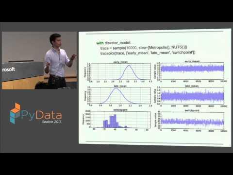 John Salvatier: Bayesian inference with PyMC 3