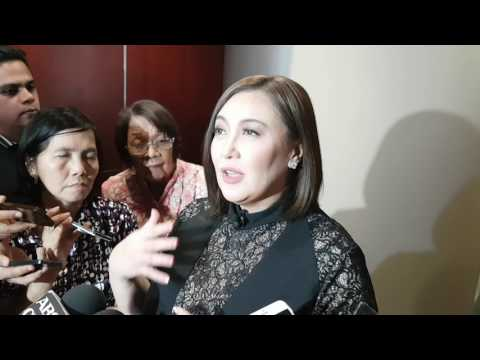 Sharon Cuneta shares thoughts on Angel Locsin pulling out of Darna; talks about weight loss