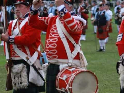 Bundanoon Highland Gathering Inc., Presents 42nd Royal Highland Regiment Highlanders Australia