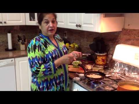 how to make masoor orange dal fry english