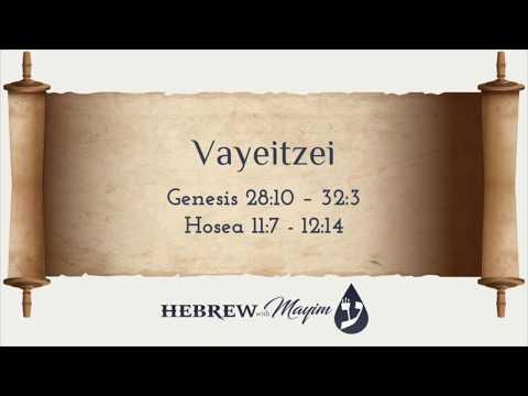 07 Vayeitzei, Aliyah 7 - Learn Biblical Hebrew