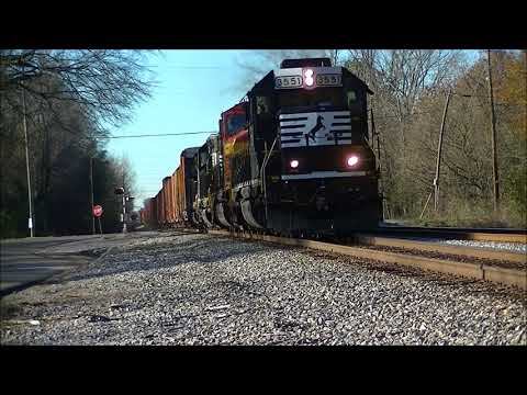 NS 3551 leads NS 342 12.13.17