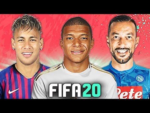 CAOS PSG! ADDIO a MBAPPÉ & NEYMAR? 😱 TOP 10 TRASFERIMENTI FIFA 20 - ESTATE 2019 | Bale, Griezmann