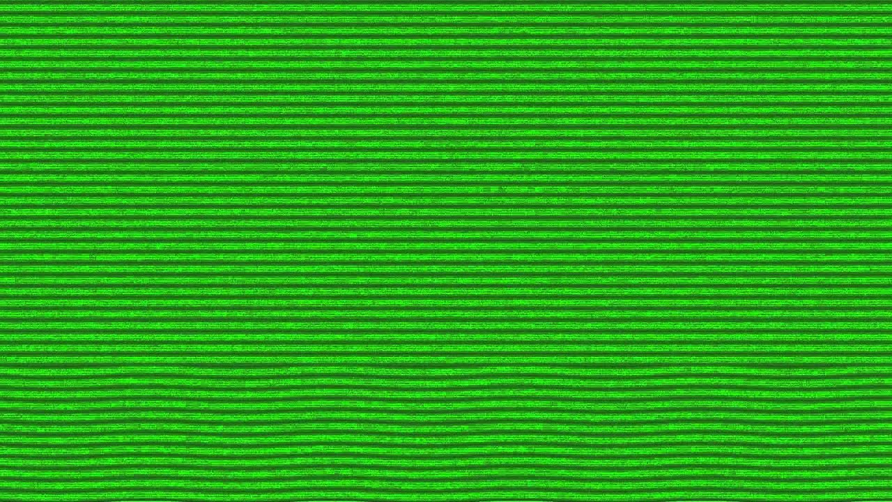 how to make your own green screen