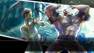 Street Fighter V - Abigail New Character Online Fight