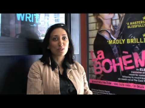 Shazia Mirza Interview - Multiple Choice - Edinburgh Festival Fringe 2010