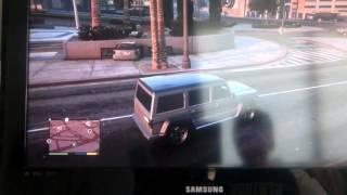 Car glitch GTA 5