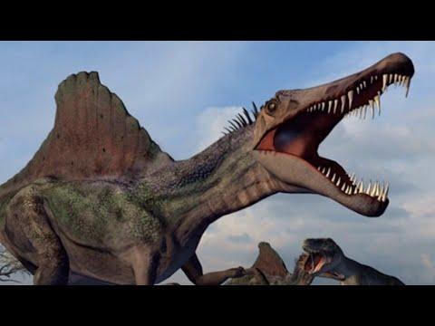 UNIMAGINABLE BEAUTY!!! - Spinosaurus Simulator