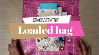 Correo Bonito de Beatriz | Loaded Bag | Scrapbook