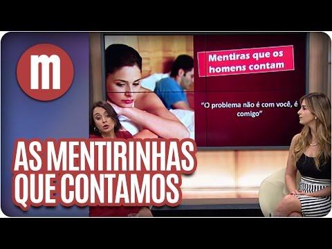 Mulheres - Mentiras Que Homens E Mulheres Contam (01/04/16)