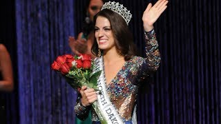 Crowning of Miss North Dakota USA 2020