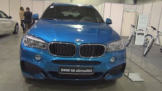 BMW X6 xDrive 30d (2018) Exterior and Interior