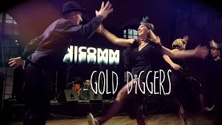 "Crazy in love - ""Gold Diggers"" балет. Гетсби шоу, Москва 2018"