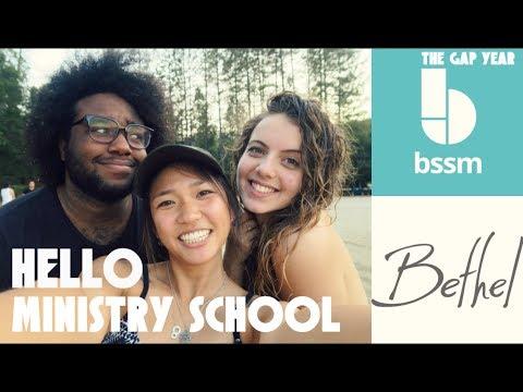 WEEK 1 AT BETHEL SCHOOL OF MINISTRY [what is BSSM? + nerdy Jesus analogies]   The Gap Year ep.1