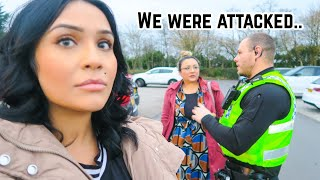 WE WERE RACIALLY ATTACKED.. (Maliha's Vlogs)