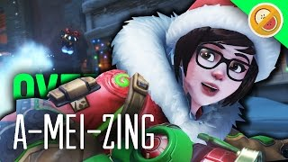 A-MEI-ZING! - Overwatch Gameplay (Funny Moments)