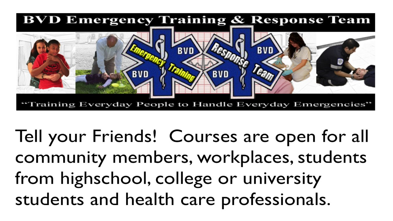 How to register for bvd emergency training first aid and cpr how to register for bvd emergency training first aid and cpr course xflitez Image collections