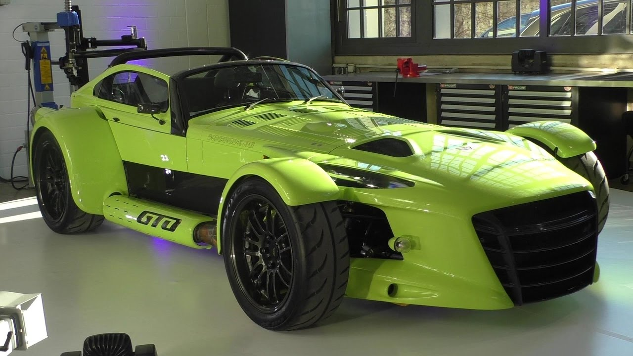 world premiere the new donkervoort d8 gto rs youtube. Black Bedroom Furniture Sets. Home Design Ideas