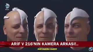 Arif V 216 nın Kamera Arkası İZLE