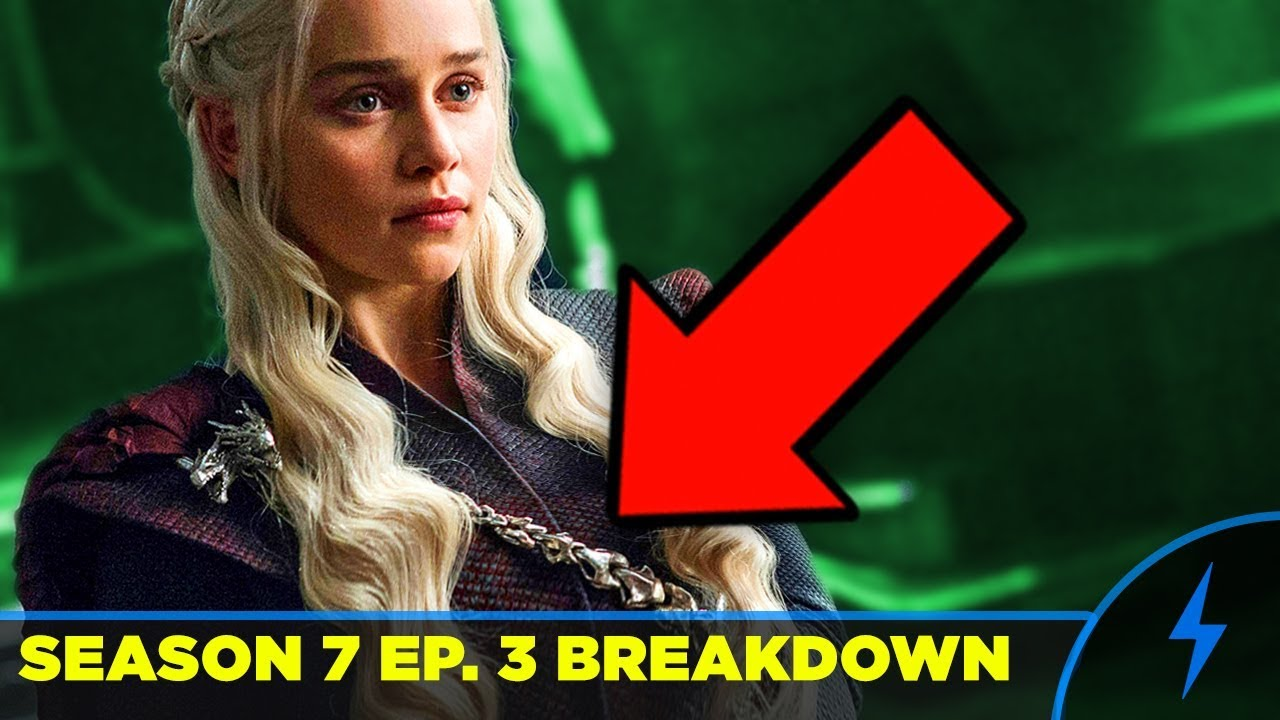 Download Game of Thrones Season 7 Episode 3 BREAKDOWN & EASTER EGGS Queen's Justice - Olenna Ending Explained