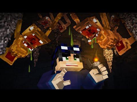 НЕПРАВИЛЬНЫЕ ЛЕТУЧИЕ МЫШИ - Страшилки Minecraft