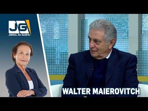 Walter Maierovitch, jurista, fala sobre a ordem de soltar Lula