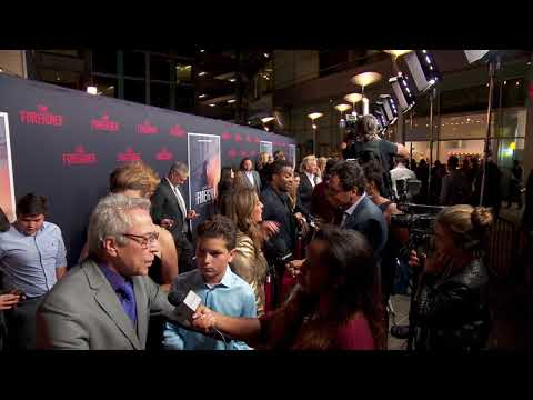 """How to Market Movies: The Foreigner """"Premiere""""  Los Angeles 3"""