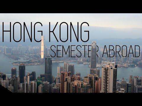 HONG KONG (STUDY ABROAD)