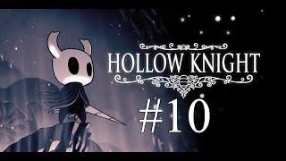 Let's Play Hollow Knight 10 - La Rosa Negra y el Corazon de Cristal