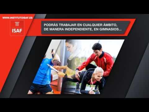 Curso Europeo de Entrenador Personal + Técnico en Entrenamiento Funcional