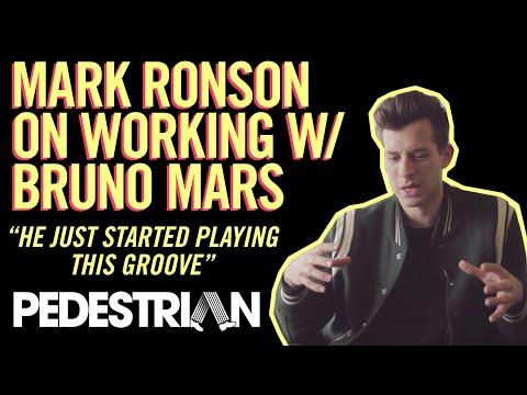 Mark Ronson Tells The Origin Story of 'Uptown Funk'