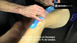 Boostape - Apaiser le tendon rotulien
