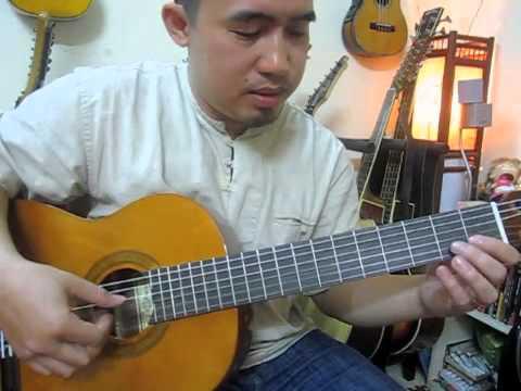 Bài Cơ bản - cách Lên Dây đàn guitar