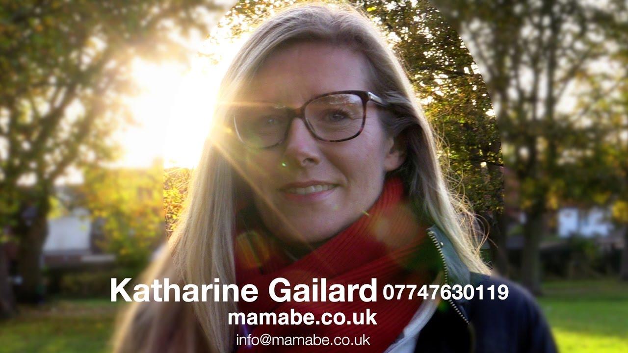 Katharine Gailard - The Natural Fertility Plan, Fertility Expert and Coach
