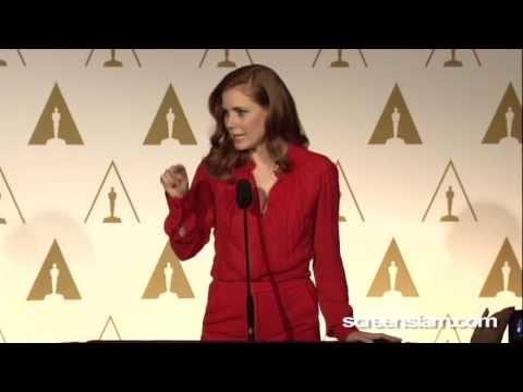Amy Adams: Oscar Nominee Luncheon (2014)