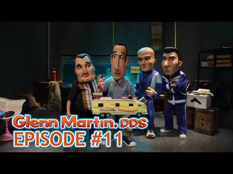 Glenn Martin, DDS - WE'VE CREATED A MOBSTER (Episode #11)