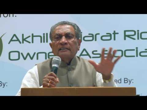 Speech By Shree Ajay Sharma Ji, MD Lama Rice Pvt Ltd Guajrat