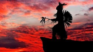 RELAXING MUSIC SPIRIT OF AMERICAN INDIANS. Native American Indian Music. Native Flute Music.