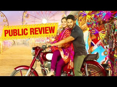 Public Review Of Badrinath Ki Dulhania