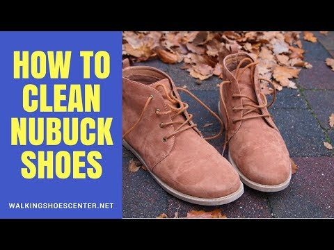 How to Take Care of Nubuck Shoes | How to Clean Nubuck Leather Shoes, Nubuck Suede Shoes
