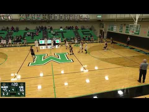 Mogadore High School vs. Garfield High School Varsity Womens' Basketball